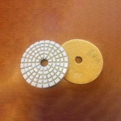 Diamante pulido en seco Pad para Concreto pulido piso de granito mármol