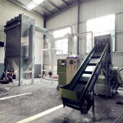 Automatische Kabeldraht Schrott Zerkleinerung und Schleifmaschine Kupferdraht Recycling-Anlage