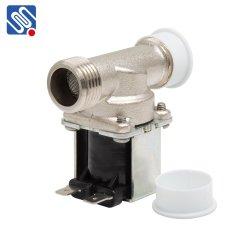 """Meishuo Fpd360f válvula eléctrica de 1/2"""" con 24V 24VCC una válvula de solenoide para calentador de agua solar o de alta temperatura de tratamiento de agua"""