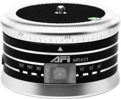 AFI Mra01 전자 파노라마 카메라 삼각대 헤드 자동 회전 360도 촬영