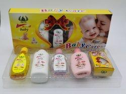 Tree City 5 in 1 Moisturizing Lotion Baby Skin Care Set