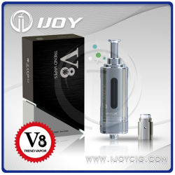 Moderner DCT&Bdc Luftstrom justierbares Ijoy V8 Clearomizer