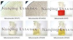 Fungicida di Tebuconazole (95% TC, 45% Wdg)