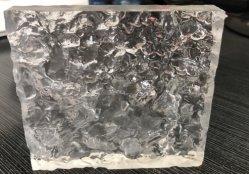 El patrón de piedra de lámina de acrílico para la decoración
