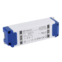 3 ans de garantie 0-10V Dali Triac à courant constant réglable Driver de LED à gradation 18W 500 mA 700 mA 1400 mA