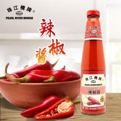 펄 리버 브릿지 칠리 소스 480g 건강하고 편리한 컨디셔먼트 공장 가격이 있는 소매/레스토랑/식품 산업용
