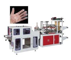 Máquina de fabricación de guantes de plástico automática