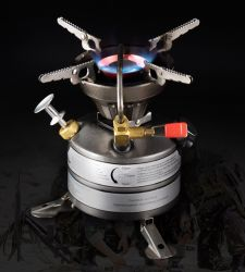 携帯用ガソリン燈油のストーブオイルの小型液体燃料のキャンプストーブ
