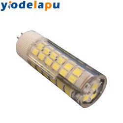 샹들리에를 위한 G4 12V 4W 2835SMD75 세라믹 LED 램프