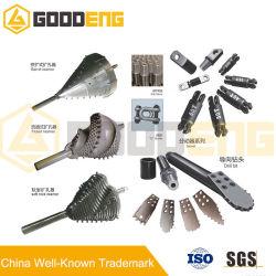 Guida utensili per trapano a disco rigido Goodeng bit/orientabili/sub-salvapavola/tubo per trapano Utensili per trapano di posa