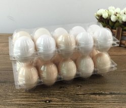 처분할 수 있는 음식 Container&Plastic 계란 쟁반 통풍관 제품
