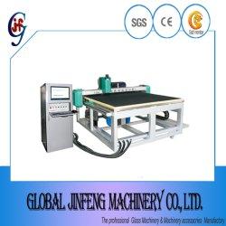 Cabezal de corte CNC Máquina de corte de vidrio de forma especial
