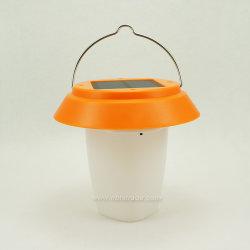 휴대용 태양광 동력 LED 램프 캠핑 랜턴