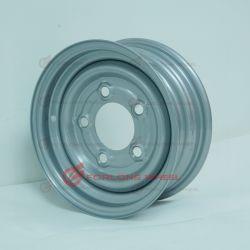 cerchione d'acciaio del rimorchio 5.5jx12 con 5stub 6.5 '' PCD Et0