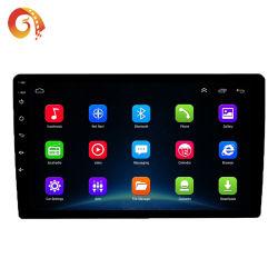 L'usine automobile de 9 pouces d'alimentation double DIN MP4 Stéréo MP5 player lecteur vidéo MP3, écran tactile en charge Bluetooth/USB/SD/Radio AM/FM Lecteur de voiture