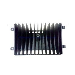 주문을 받아서 만들어진 알루미늄 합금 LED 램프 덮개 LED 가벼운 쉘