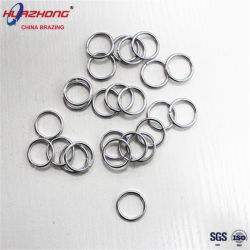 Fluxo de Solda eletrodo D'Fios de alumínio liga o anel de brasagem solda de alumínio