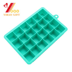La coutume de la glace de la glace en silicone de moule du moule pour l'outil de cuisine