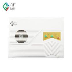 Limpieza de aire portátil de O3 generador de ozono para hortalizas frutas