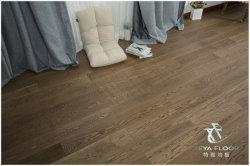 Lacca/oggetto d'antiquariato di legno di Enigineered Flooring/915X128X15/1.2mm/UV della quercia spazzolato/legno duro