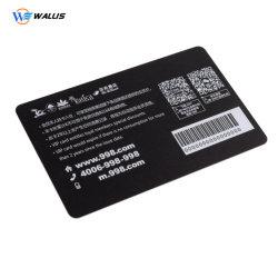 環境に優しい二重側面はPVCシートかボードから成っていたカスタムプラスチックPVC VIP Cards/PVC名刺を印刷した