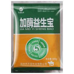 Alimentos compostos de microorganismos Preparação Verde multifuncional