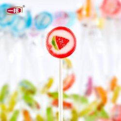 Оптовая торговля желтого цвета темного Lollipop высокого качества