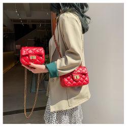 Dernier Style attache de chaîne de couture Sacs épaule Sacoche matelassée de sacs à main