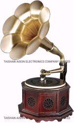 Décoration de table Phonograph USB/Lecteur SD