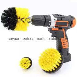 Cepillo Cepillo mosaico taladro eléctrico, cocina limpieza cepillo piso