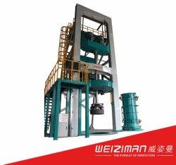 Pollution-Free Extrusão máquina de fazer do Tubo Vertical 300-1200/2,5m