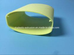 Extrusión de plástico personalizada PMMA/Acrílico perfiles y tubos 13