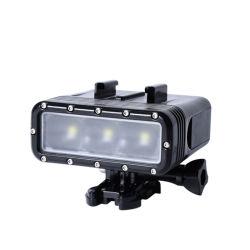 직업적인 잠수 빛 LED 깊이 40m 수중 빛