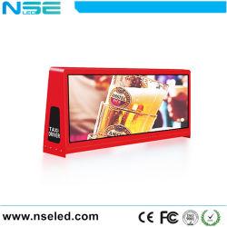Het openlucht P2.5 Hoogste LEIDENE van de Auto VideoScherm voor Mobiele Reclame