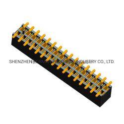 Argumentaire de vente chaude 1.0mm connecteur PCB type embase femelle CMS