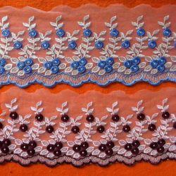 As mulheres dos filhos de desgaste do tecido de lingerie Rendas Bordados Lace vestidos de Casamento Home materiais de decoração