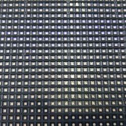 Vertoning van het LEIDENE LEIDENE van Tekens LEIDENE van het Aanplakbord Kabinet van Reclame 500*500mm de P3.91 Gebogen Openlucht Waterdichte