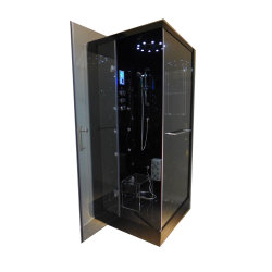 Banheiro Sadi Saudita completa portátil Chuveiro de Vapor Enclosure