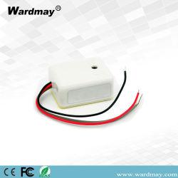 Professionnel de la sécurité de la GDE CCTV Câble séparateur d'alimentation microphone