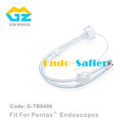 La endoscopia aire/agua, fuente de luz con tubo de entrada para endoscopios Pentax