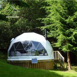 het Kamperen van de Toevlucht van 7m de Bos Grote Tent van de Koepel van de Familie