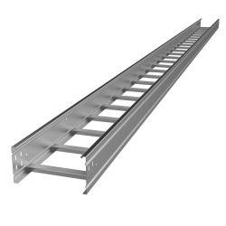 L'aluminium acier inoxydable et câble de l'échelle galvanisé avec bac à bas prix