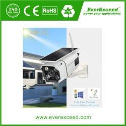 1080P Everexceed WiFi de 2MP y IP67 Resistente al agua solar al aire libre de la cámara de seguridad