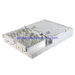Delen van het Malen van het Aluminium van de hoge Precisie de In het groot voor Telecommunicatie