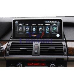 Topnavi 10,25 дюйма автомобильная аудиосистема GPS плеер для BMW X5 E70, X6 E71 2011-2013 мультимедийные стерео система навигации