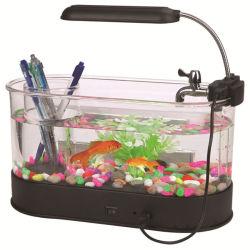 Mini acrílico modernos pequenos peixes de aquário o tanque da China