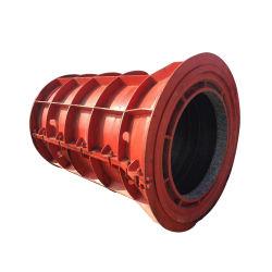 강화된 강철 형 전기 배수관 기계 콘크리트