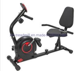 Academia/pé magnético/Nacionais/Cima/ Elípticas/Reclinado/Orbitrac/Home Use bicicleta de exercício com 6 Monitor de Função Banco ajustável