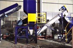 Пластиковый черный пленки переработка дробления жидкого моющего средства очистки завод