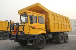 石炭輸送のためのワイドボディの40t鉱山のダンプトラック